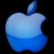 blue_apple_logo