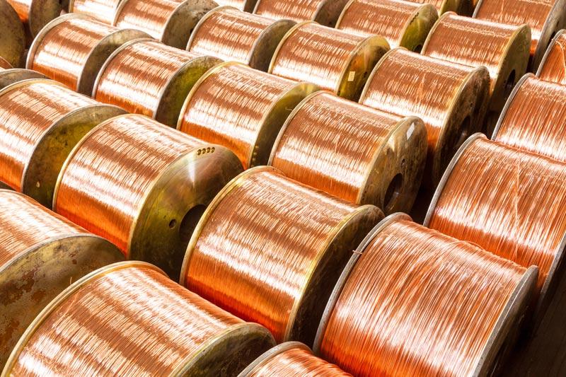 copper - rame logo